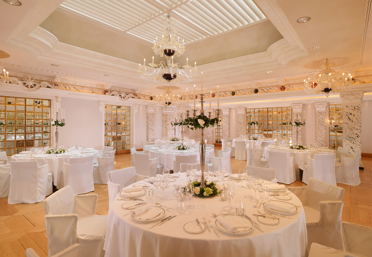 Le Richemond hotel  events room