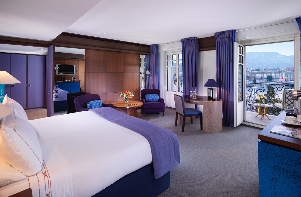 Le richemond hotel rooms and suites
