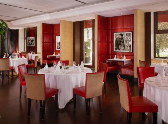 Restaurant - Le Jardin - Le Richemond